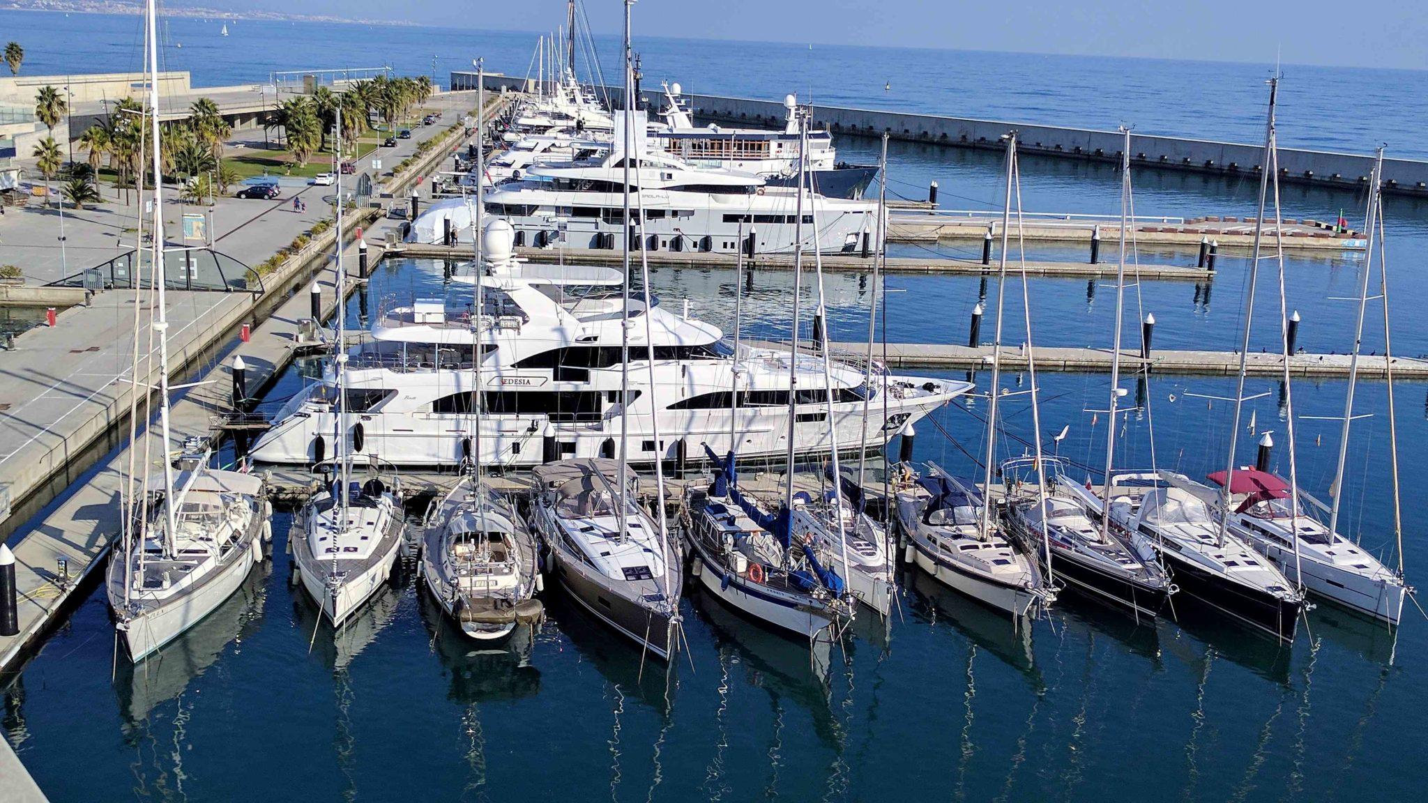 Daños por responsabilidad civil en puertos deportivos y marinas